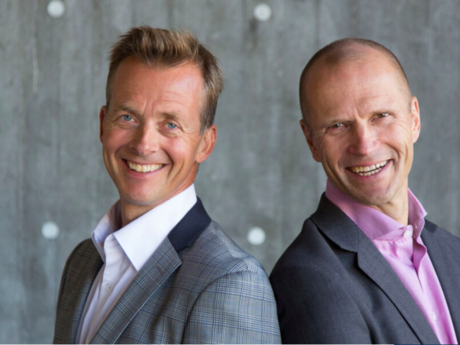 Ole Asbjørn Solberg (Phd) og Joar Skjevdal (siv.ing/psykolog) har en pågående studie av norske lederes utfordringer i hverdagen. F