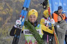 01.03.2020, Mora, Sweden (SWE): Lina Korsgren (SWE)- Visma Ski Classics and FIS Marathon Cup Vasaloppet, Mora (SWE). www.nordicfocus.com. © Schmidt/NordicFocus. Every downloaded picture is fee-liable.