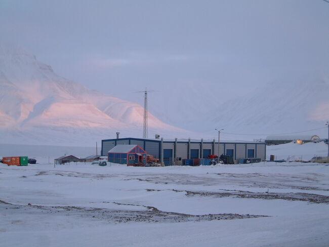 miljøstasjon Longyearbyen