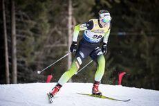 29.12.2018, Toblach, Italy (ITA):Vesna Fabjan (SLO) - FIS world cup cross-country, tour de ski, individual sprint, Toblach (ITA). www.nordicfocus.com. © Modica/NordicFocus. Every downloaded picture is fee-liable.