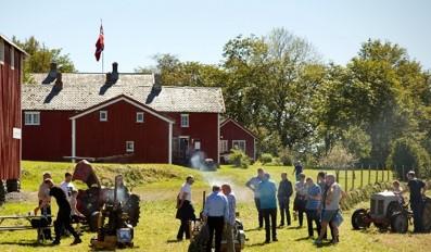 Aktiviteter på Herøy bygdesamling