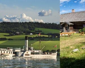 Skibladner Prøysenhuset