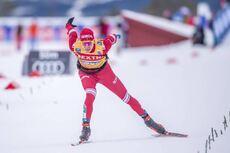 20.02.2020, Storlien-Meraker, Norway (NOR):Alexander Bolshunov (RUS) - FIS world cup cross-country, mass men, Storlien-Meraker (NOR). www.nordicfocus.com. © Thibaut/NordicFocus. Every downloaded picture is fee-liable.
