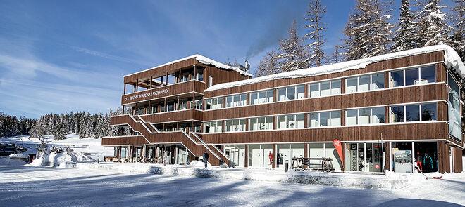 LENZERHEIDE i Schweiz vill arrangera VM i skidskytte 2025.