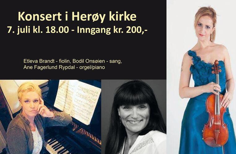 Konsert i Herøy kirke 7