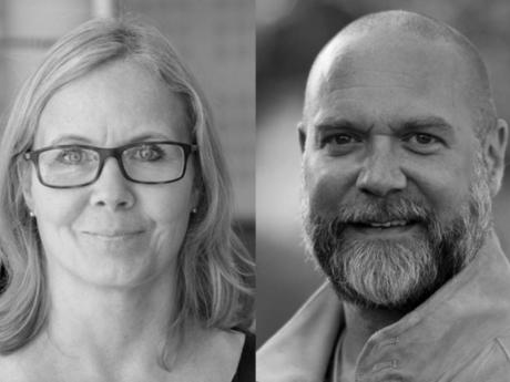 Yttri og Lammering peker på at meldingen er fremoverlent og nytenkende, og viser til hvordan bruk av scenarier og fremtidsmetodikk kan bidra til å utvikle konkret innovasjonspolitikk.Foto: Digitaliseringsdirektoratet