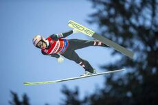 18.01.2020, Titisee-Neustadt, Germany (GER):Stefan Kraft (AUT) - FIS world cup ski jumping, individual HS142, Titisee-Neustadt (GER). www.nordicfocus.com. © Thibaut/NordicFocus. Every downloaded picture is fee-liable.