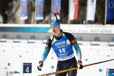 19.02.2020, Antholz, Italy (ITA):Fabien Claude (FRA) - IBU world championships biathlon, individual men, Antholz (ITA). www.nordicfocus.com. © Manzoni/NordicFocus. Every downloaded picture is fee-liable.