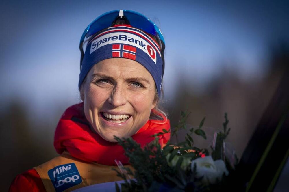 15.02.2020, Oestersund, Sweden (SWE):Therese Johaug (NOR) - FIS world cup cross-country, 10km women, Oestersund (SWE). www.nordicfocus.com. © Vianney THIBAUT/NordicFocus. Every downloaded picture is fee-liable.