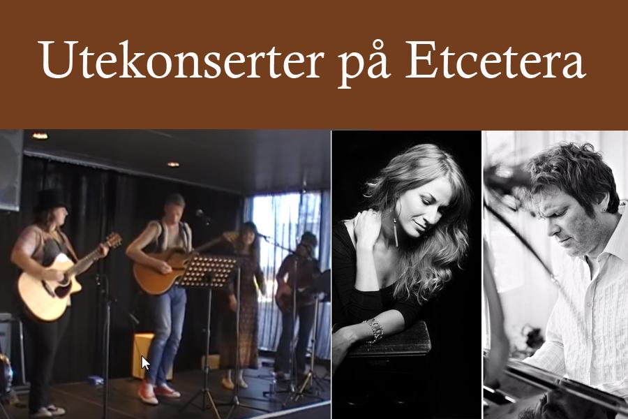 Utekonserter på Etcetera 28