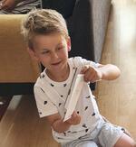 Oliver Olsen Gjengaar 6 år