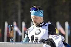 23.01.2020, Pokljuka, Slovenia (SLO):Simon Desthieux (FRA) -  IBU world cup biathlon, individual men, Pokljuka (SLO). www.nordicfocus.com. © Manzoni/NordicFocus. Every downloaded picture is fee-liable.