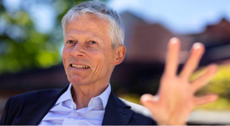 Effektiv etterlevelse av regelverket dreier seg om å gjøre systemene enkle og riktige og bygge tillit i befolkningen, sier Hans Christian Holte, ny Nav-direktør. Foto: Werner Juvik