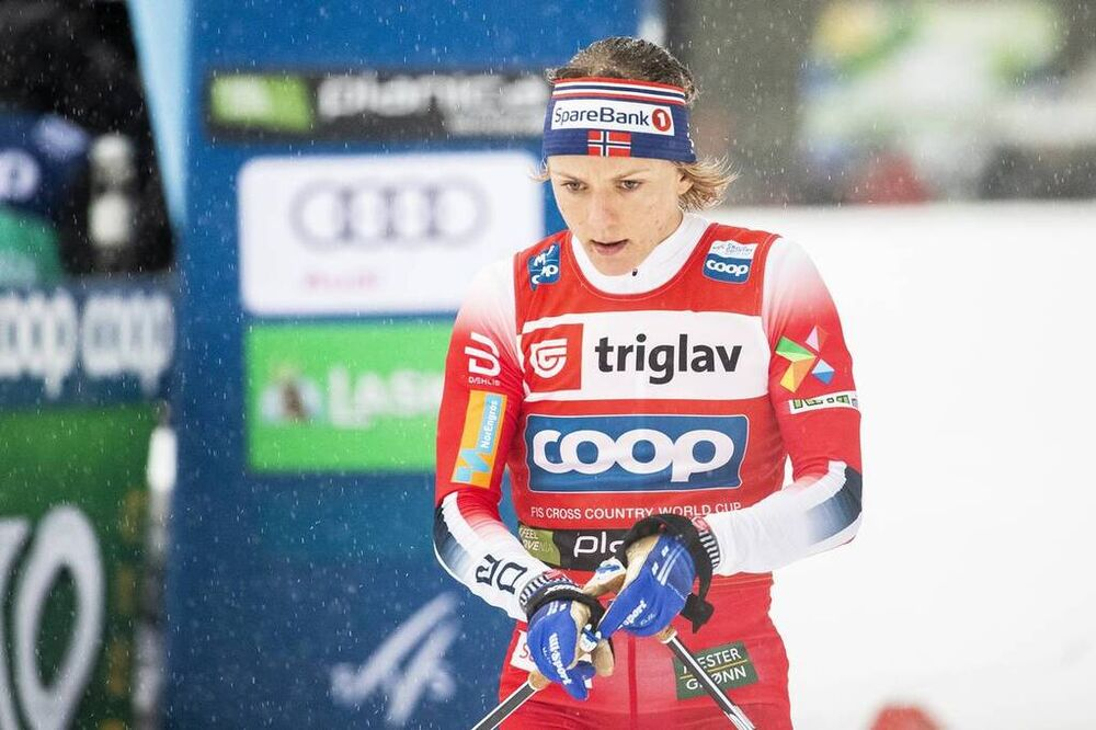 21.12.2019, Planica, Slovenia (SLO):Maiken Caspersen Falla (NOR) - FIS world cup cross-country, individual sprint, Planica (SLO). www.nordicfocus.com. © Modica/NordicFocus. Every downloaded picture is fee-liable.