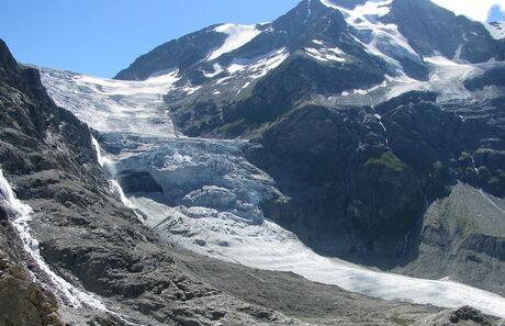 glacier de Tourtemagne
