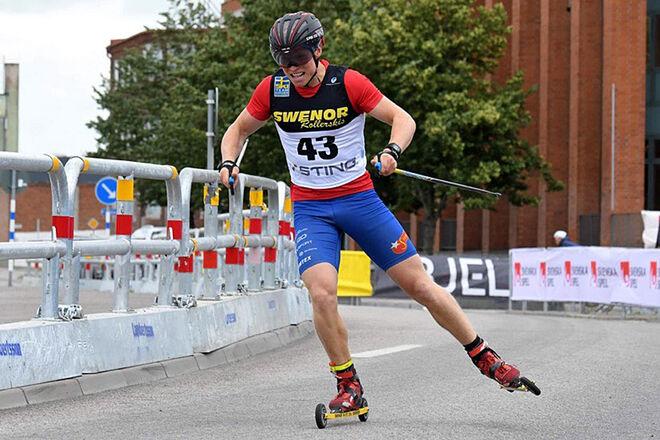 ALFRED BUSKVIST, Stern vann SM med individuell start i Lidköping. Foto/rights: ROLF ZETTERBERG/kekstock.com