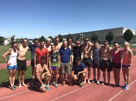 Team Decathlon Experience