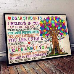 kjære studentar