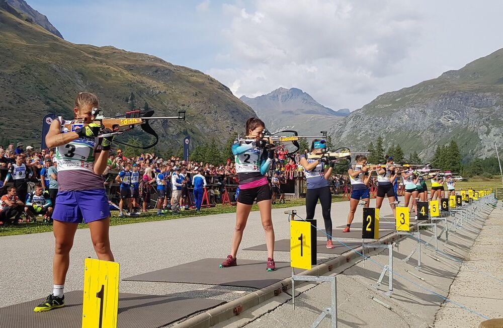 Bessans Biathlon