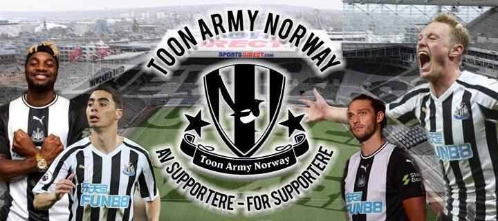 toon army Norway