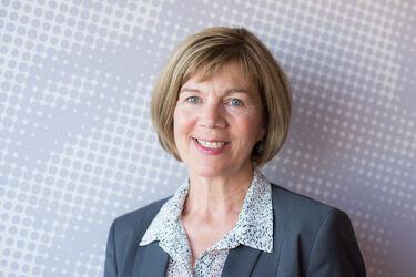 Rigmor Helene Hansen, adm. dir. i Undervisningsbygg Oslo KF. Foto: Undervisningsbygg