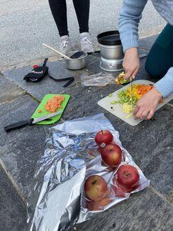 mat og helse studentar 2