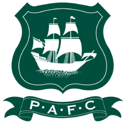 PLYMOUTH BADGE