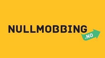 Illustrasjon Null mobbing