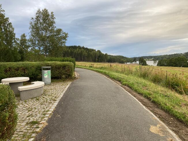 Rasteplass ved Årungen