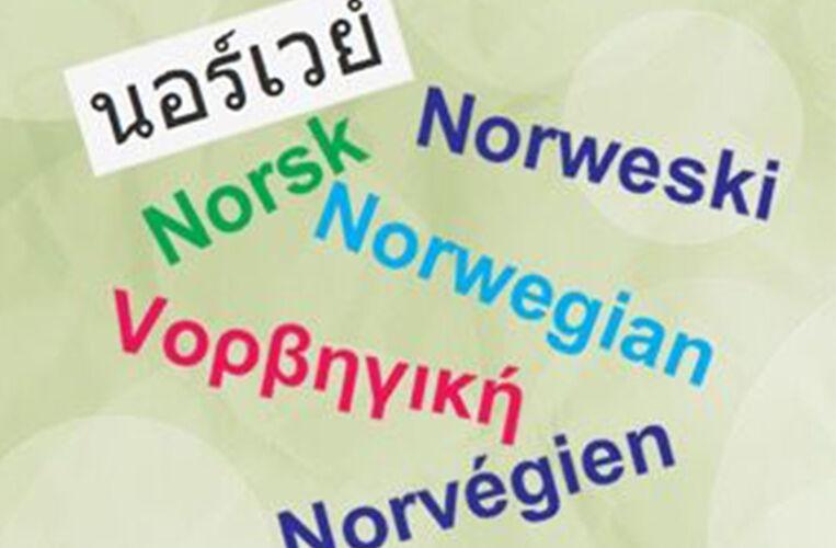 Norskkurs_flere språk