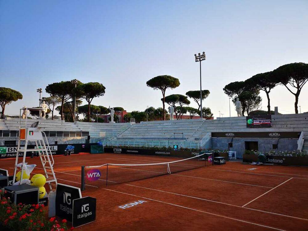 Rome WTA