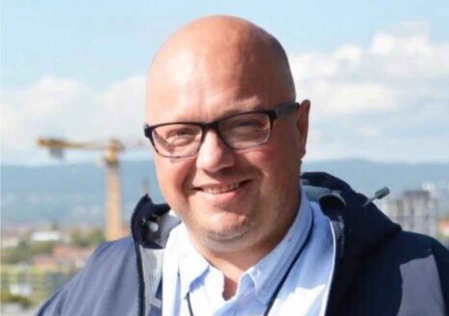 Gunnar Slinning Østad, seniorrådgiver IK FDVU, Undervisningsbygg Oslo KF