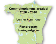 Forside Planprogram revisjon kommuneplanens arealdel