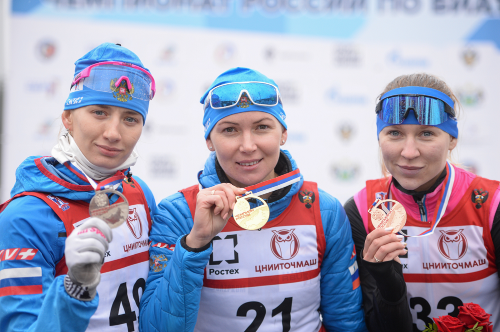 Tyumen sprint dames