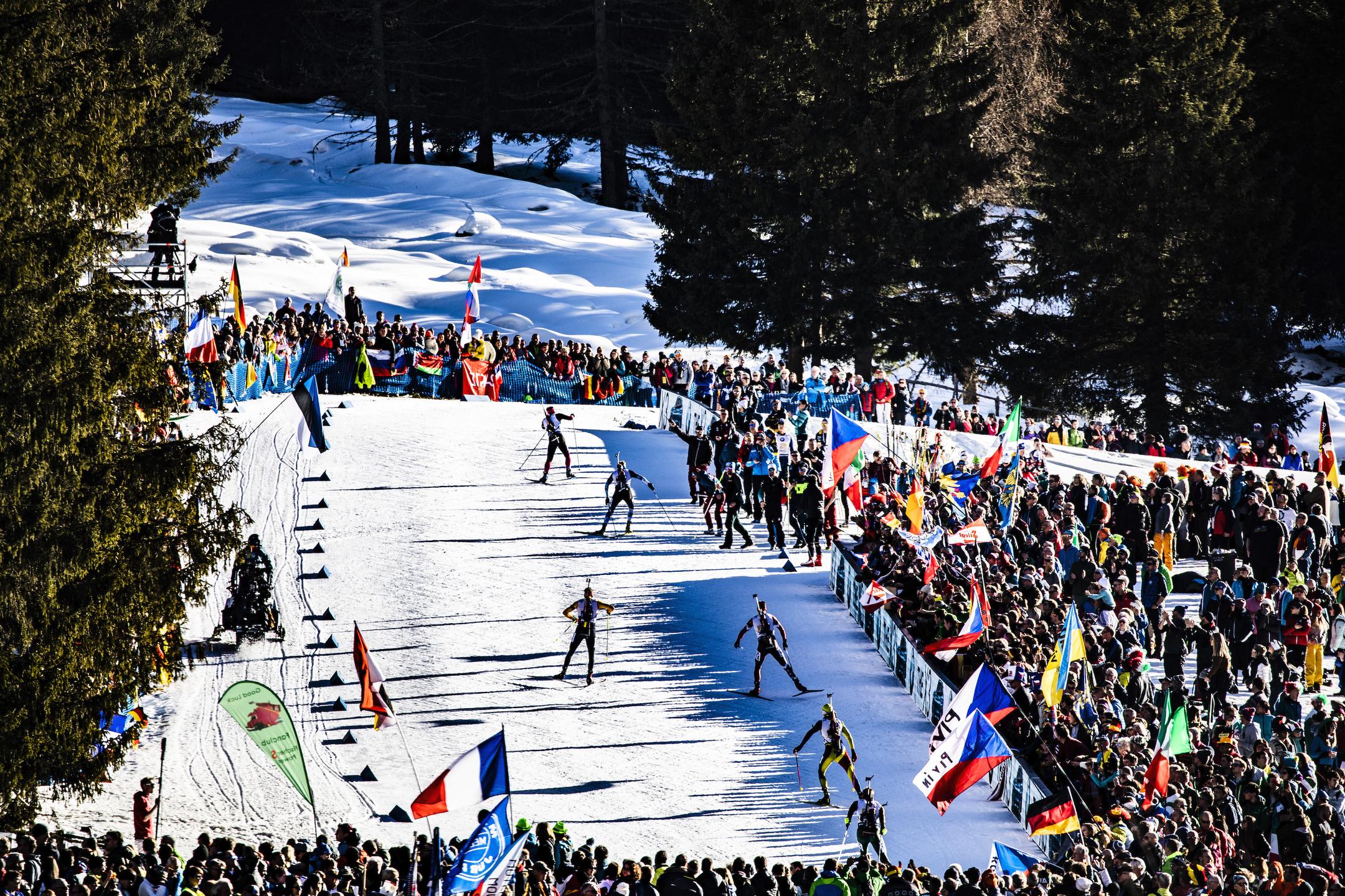 Biathlon Calendrier 2021 Biathlon   Le calendrier de la coupe du monde 2021   Sports Infos