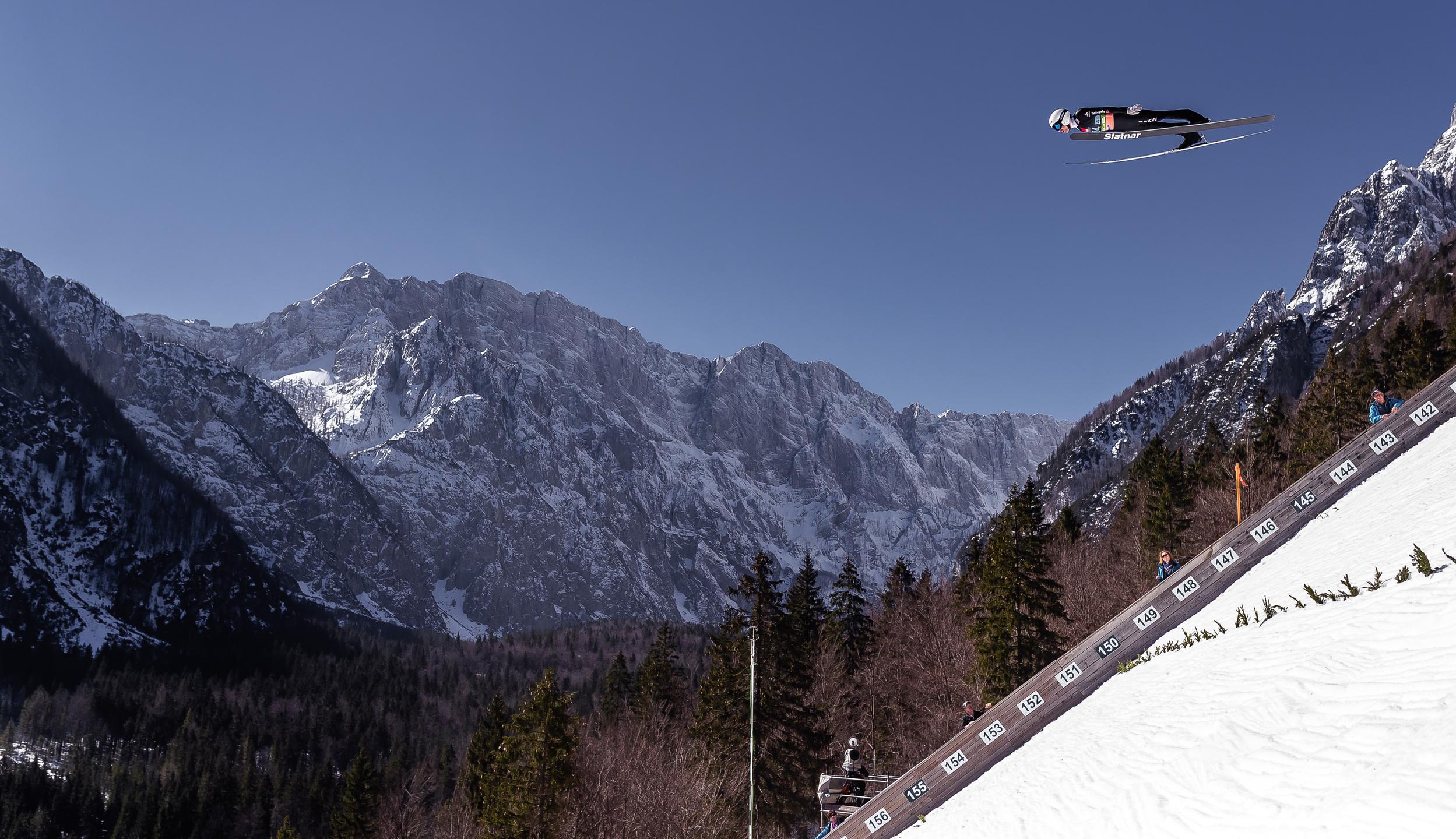 Saut à ski   Le calendrier de la coupe du monde 2021   Sports