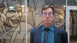 – Selvråderetten er blitt styrket i den nye kommuneloven og en ensidig rett til omklassifisering mellom forvaltningsnivåene er gått ut på dato, forteller Rune Aale-Hansen, adm.dir. i NKF. Foto: Sindre Haarr.