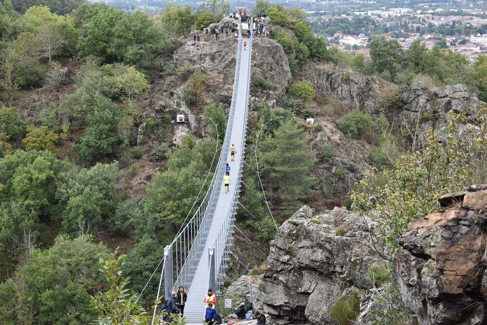 Trail de la Passerelle