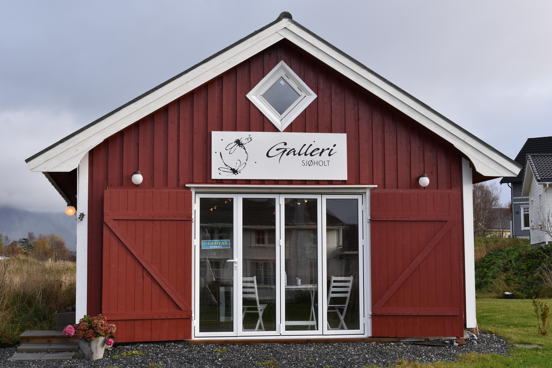 Galleri Sjøholt 2020_ute