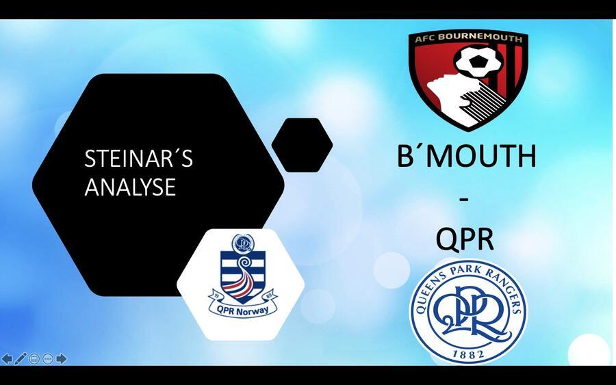 17 PRE Bournemouth
