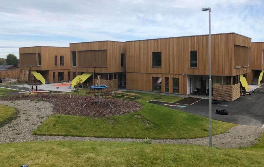 Bilde av Nordby barnehage