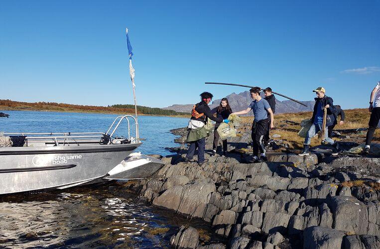 Operasjon Dagsverk 2020_søppelplukking 3_Erlend