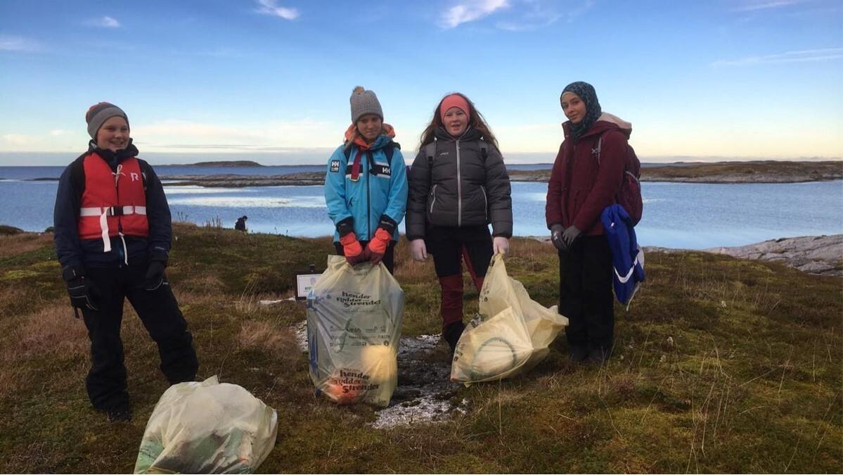 Søppelplukking på Vardøya_4