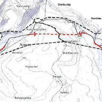 Planomåde Kvænangsfjellet