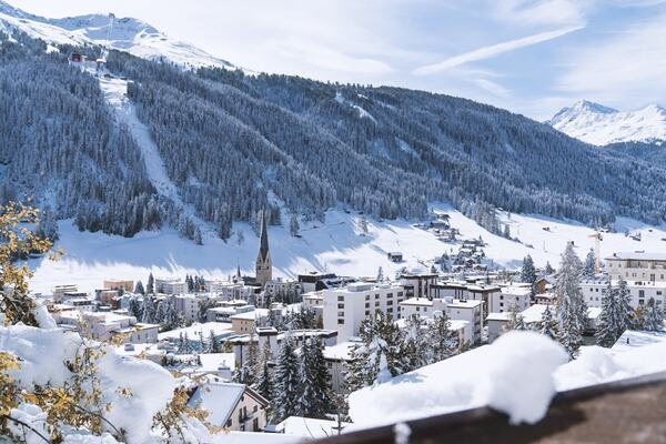 Photo : Davos Klosters Turism