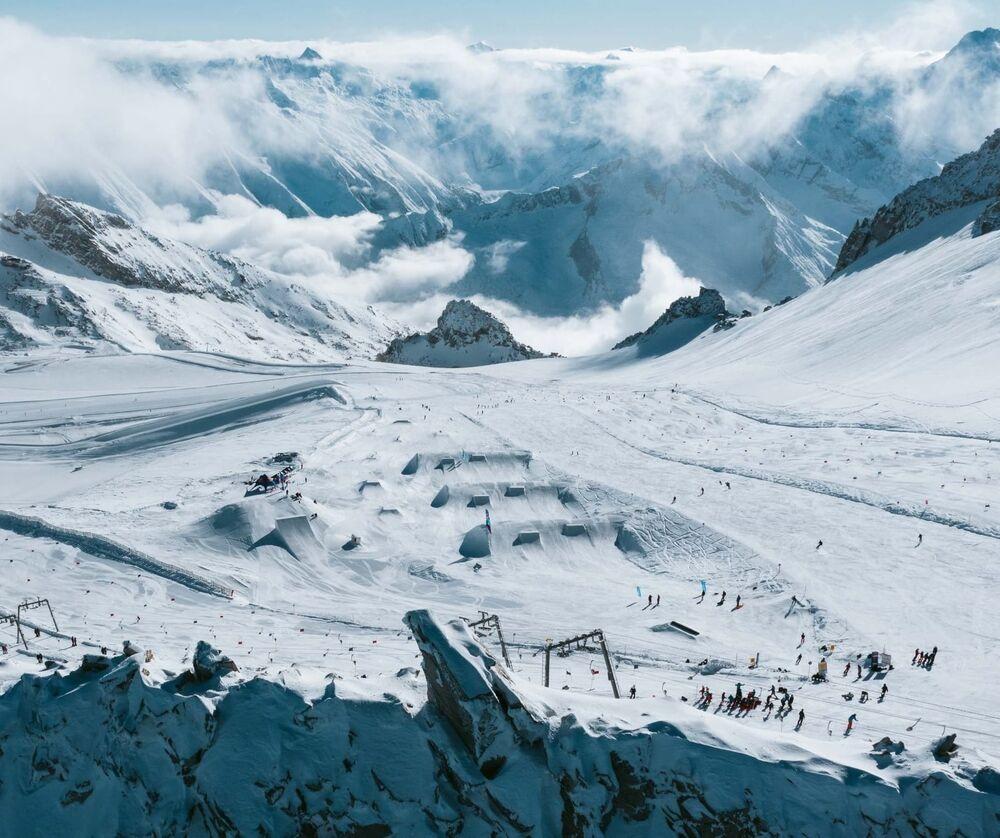 Photo : Hintertux Gletscher