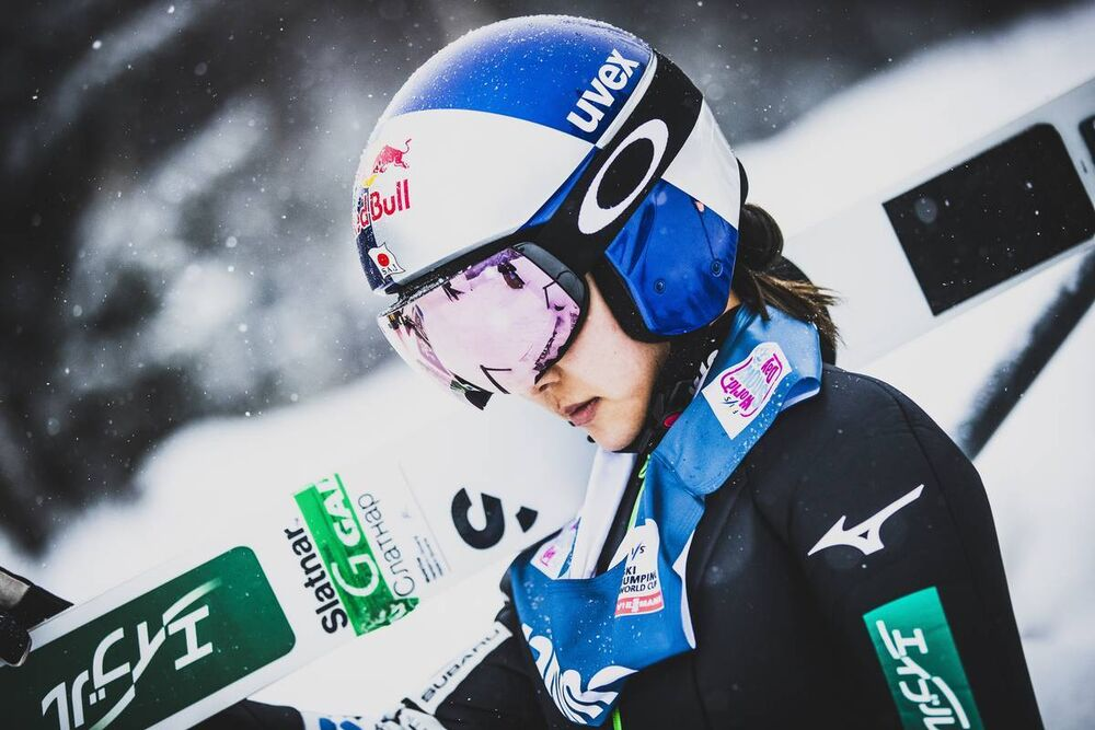 08.12.2019, Lillehammer, Norway (NOR):Sara Takanashi (JPN) - FIS world cup ski jumping ladies, individual HS140, Lillehammer (NOR). www.nordicfocus.com. © Modica/NordicFocus. Every downloaded picture is fee-liable.