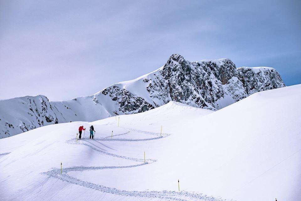 Photo : Espaces Ski de Rando