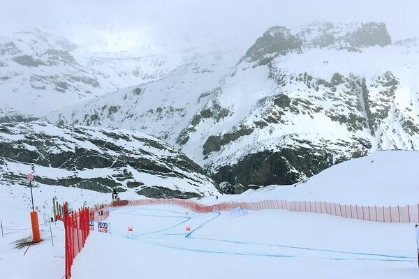 Photo : Critérium de la Première Neige Val D'Isère