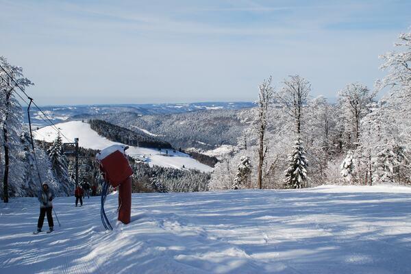Photo : Ermitage Ski Resort Ventron